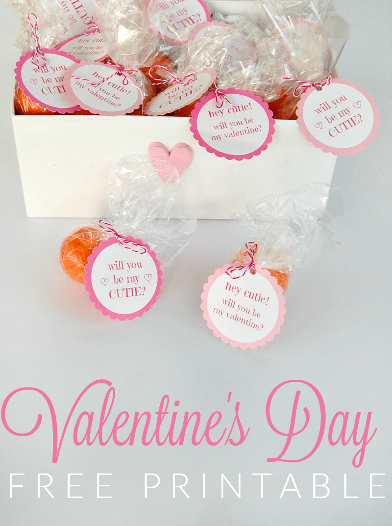 image relating to Valentine's Day Tags Printable called Valentines Working day Cost-free Printable Tag - A Helicopter Mother