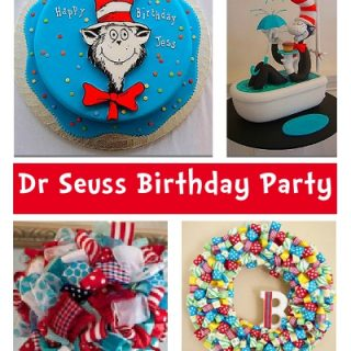 Dr Seuss Party – DIY Decorations and Ideas