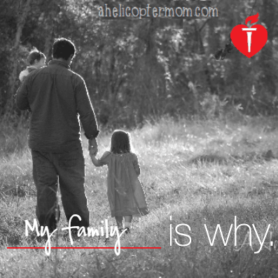 My Family is Why - Life is Why