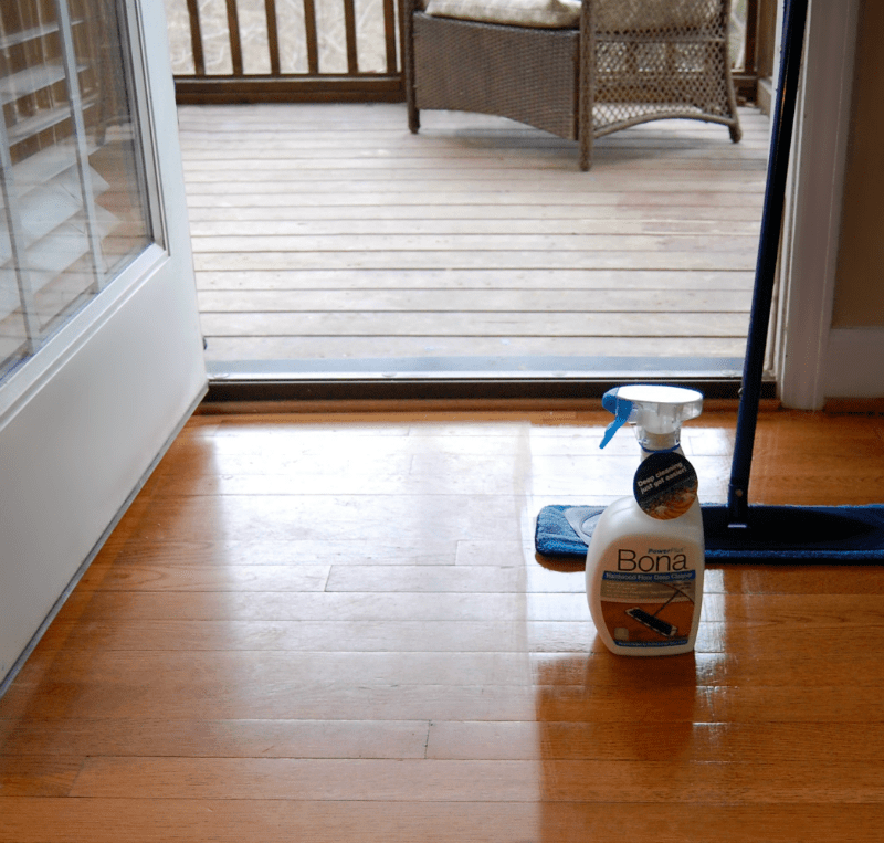 Cleaning Hardwood Floors Bona Sweepstakes A