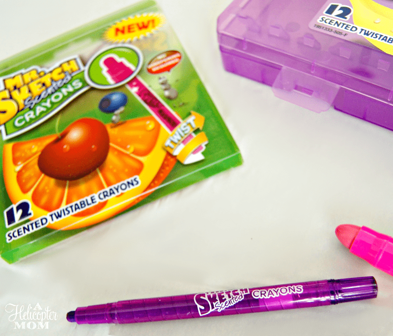 Mr. Sketch - Scented Twistable Crayons