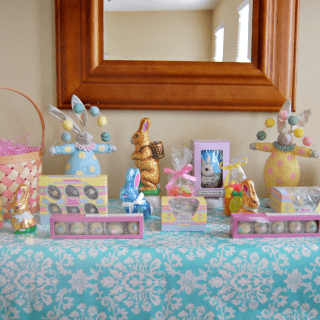 The Sweetest Easter Celebration – Candy Buffet