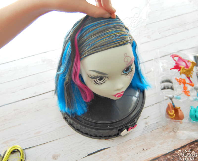 Monster High Ghoul Head