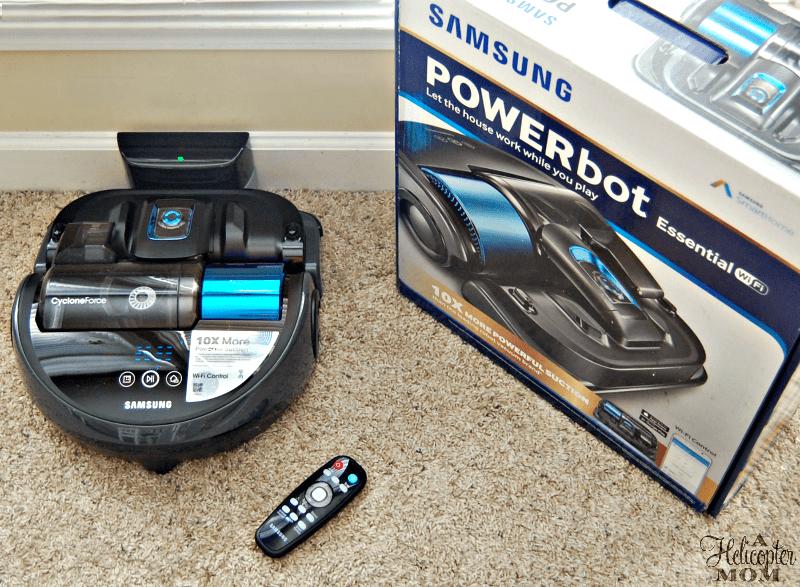 Samsung POWERbot Essential WiFi Robotic Vacuum
