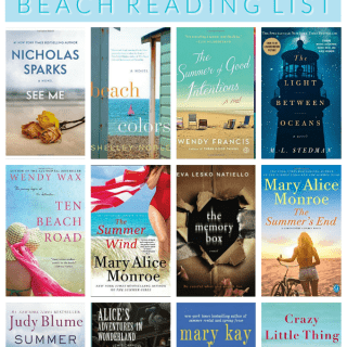 Summer Beach Reading List