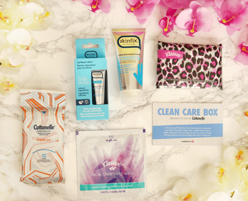 Tips For Great Skin All Summer Long Clean Care Box - Skin Care