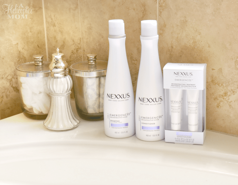 Nexxus New York Salon Care Collection