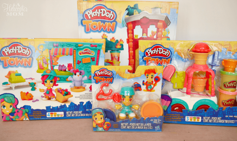 Play-Doh Town Collection
