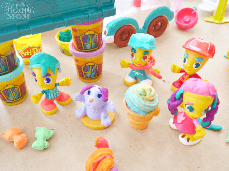 Play-Doh Town Fun with the Kids
