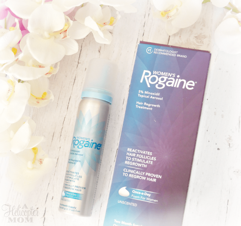 ROGAINE for Women - Help for Thinning Hair