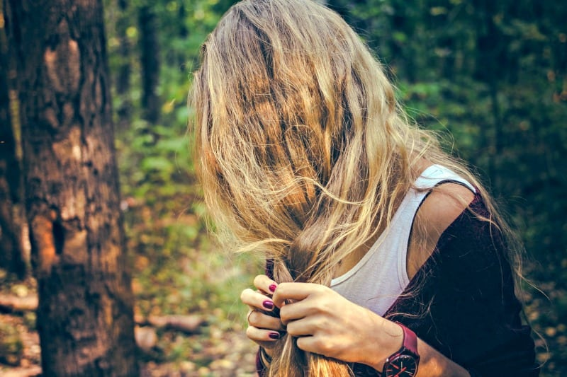 10 Styling Tips for Thinning Hair - Braided Hair
