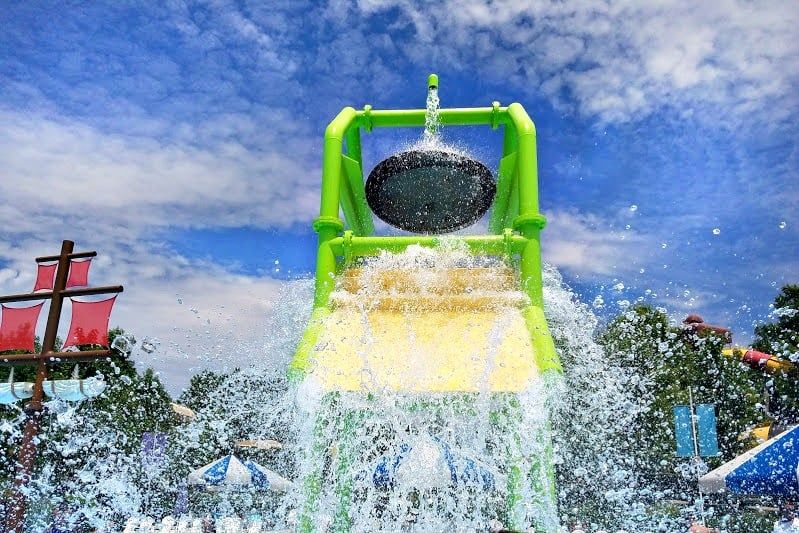 Splash - Beat the Heat at Wet 'n Wild