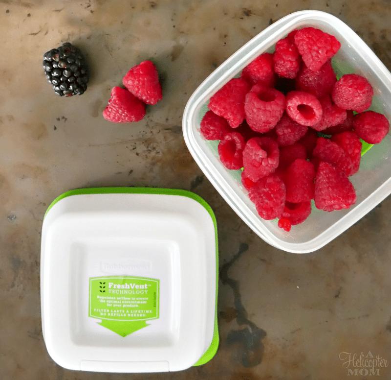 Freshworks Produce Savers for Fresher Produce