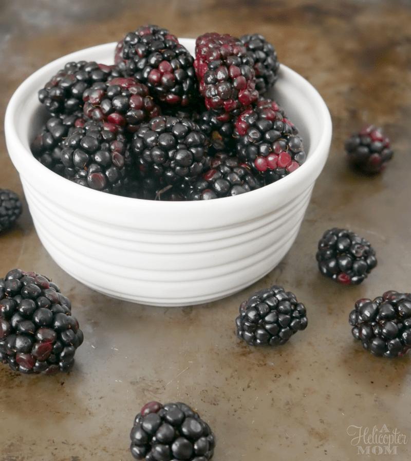 How to Keep Blackberries Fresh