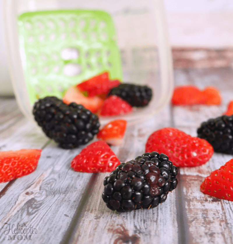 Keep Berries Fresh for Easy Salads