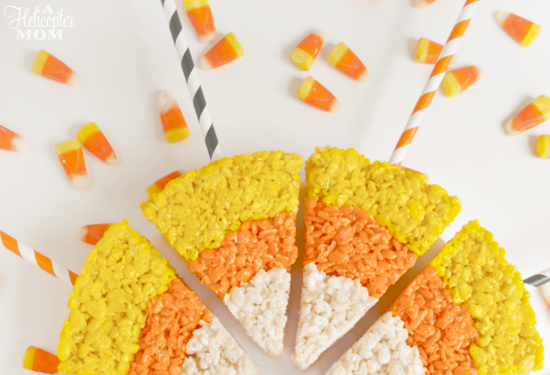 easy-candy-corn-rice-krispies-treats