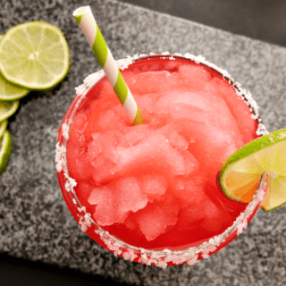Easy Watermelon Margaritas