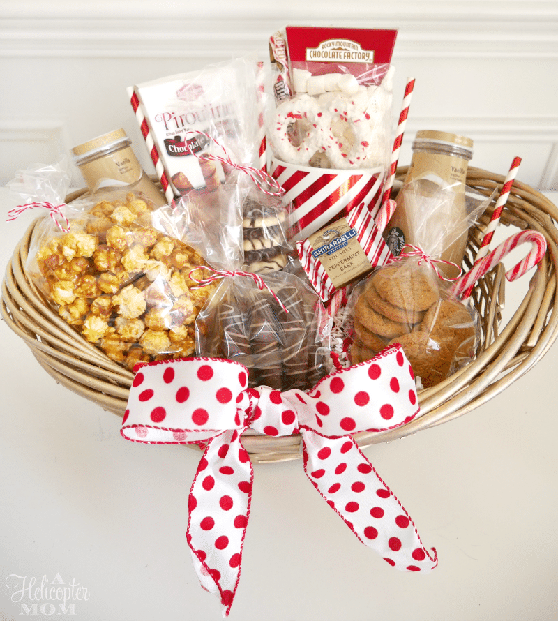 How to Make Inexpensive Gift Baskets
