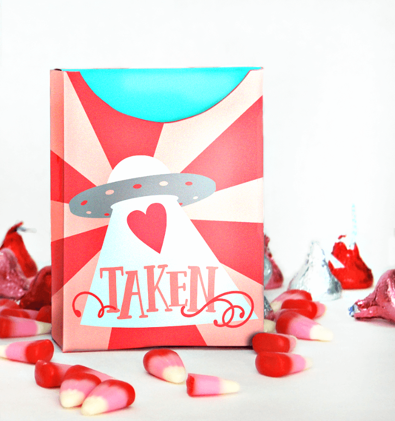Heart Taken - FREE Valentine's Day Printable