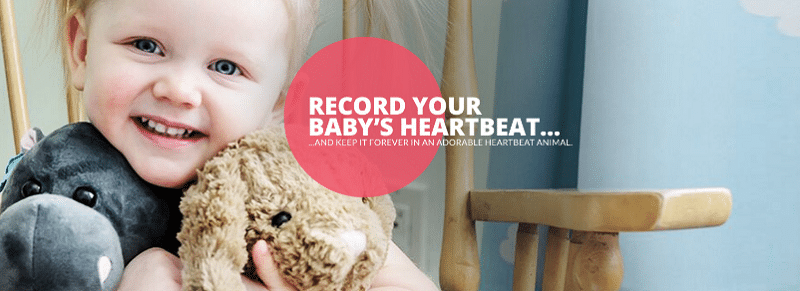 Gender Reveal Idea - Record Baby Heartbeat