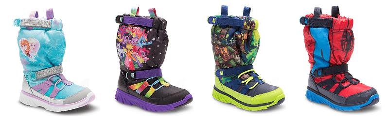 Stride Rite Sneaker Boot Snoot