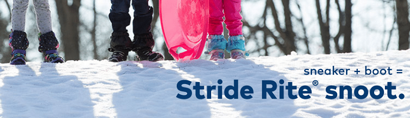 Stride Rite Giveaway on A Helicopter Mom