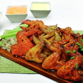 6 Wings Recipes - Game Day Wings