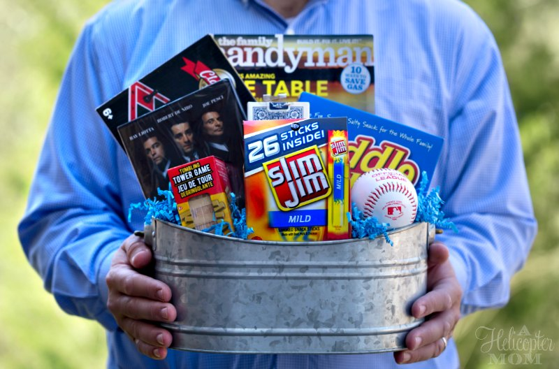 Fun Easter Basket Ideas for Guys