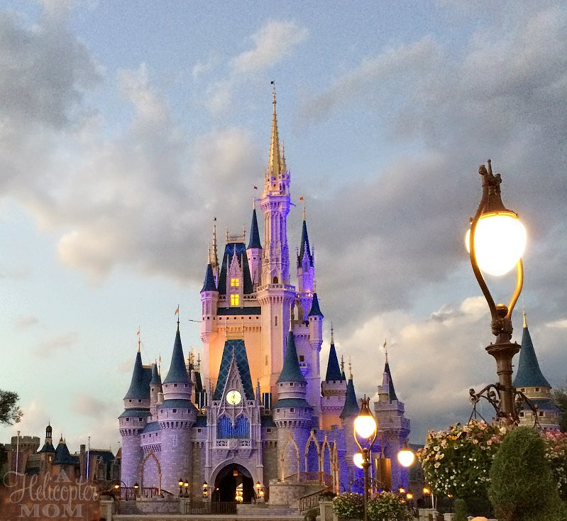 Traveling With Young Children - Disney World