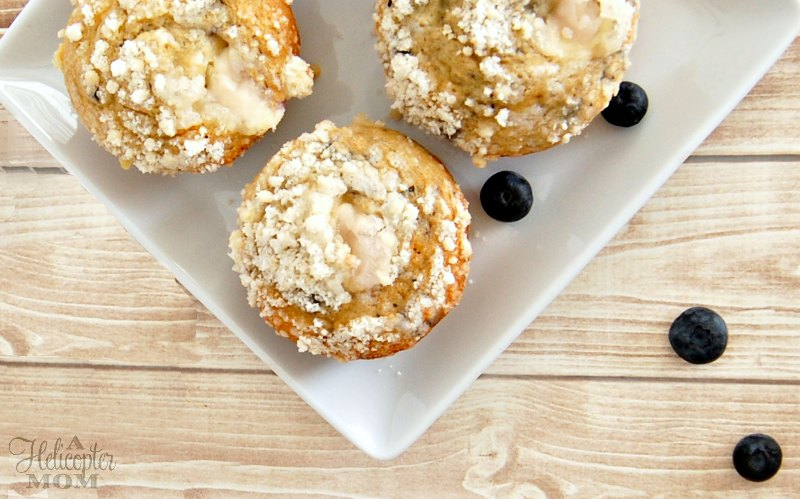 Ultimate Blueberry Muffins Recipe