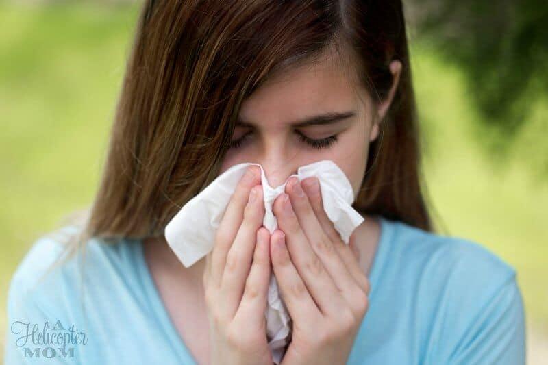 Allergy Relief - Spring Allergies