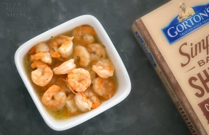 Garlic Shrimp Scampi Stir Fry