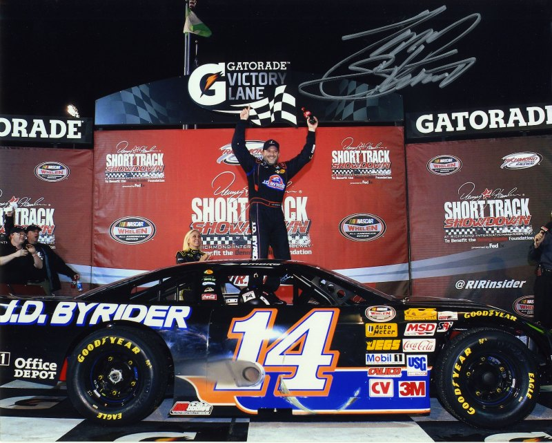 Tony Stewart and J.D. Byrider - Buying a Car with Bad Credit
