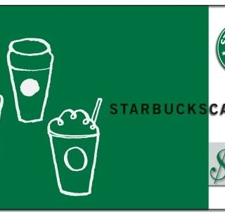 Starbucks Gift Card Giveaway $20