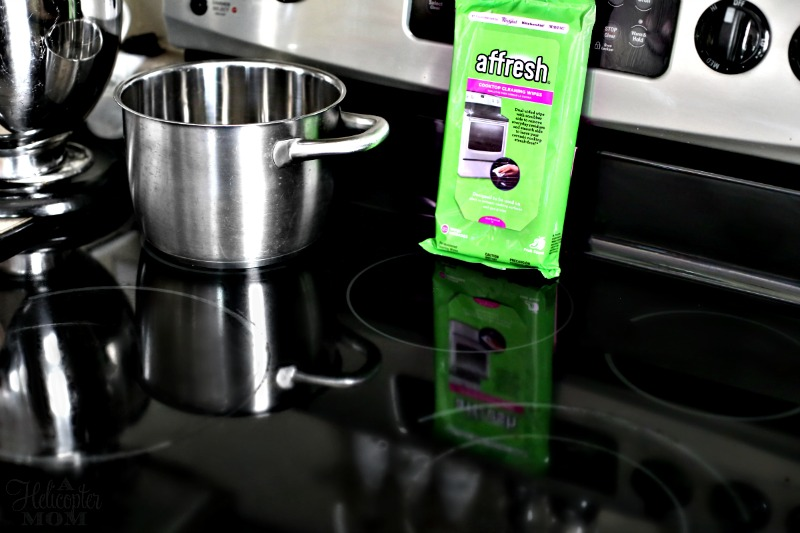 Tips for House Cleaning from Experts - Affresh Cooktop Cleaner