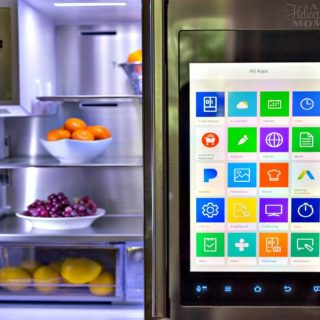 Connecting the Family – Samsung Family Hub 2.0 Refrigerator
