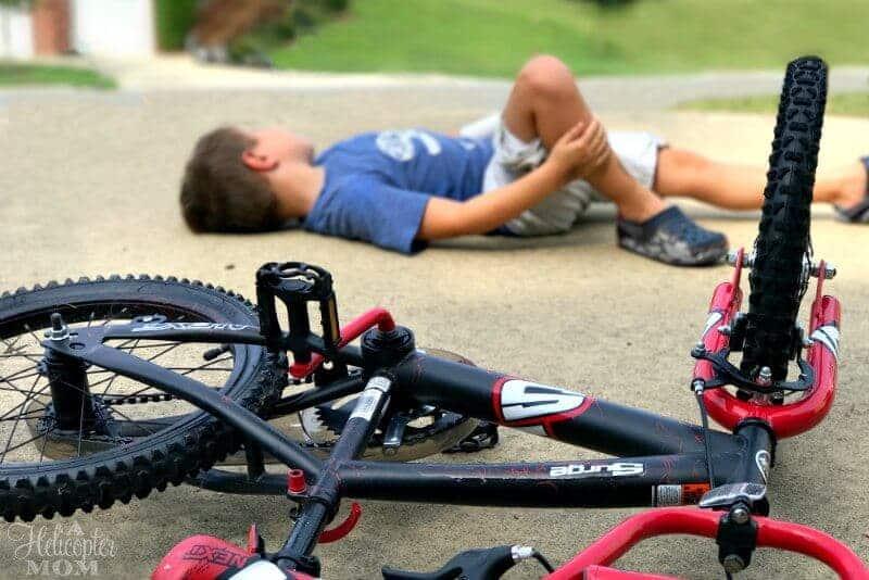 Biking Boy - 50 Summer Activities for Kids