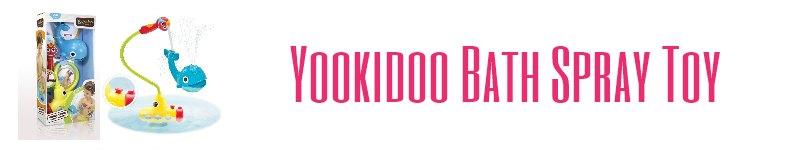 Giveaway - Enter to Win - Yookidoo Bath Toy