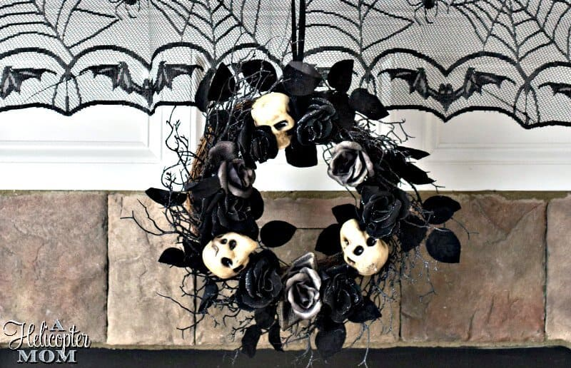 Halloween Home Decor - Wreath