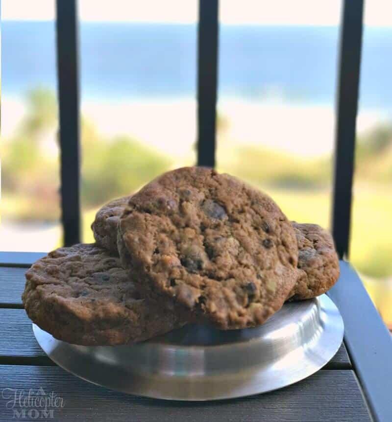 Beach Getaway Cookies by the Sea