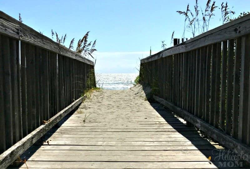 Beach Getaway Beach Walkway