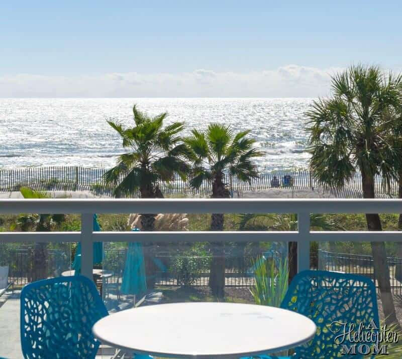 Beach Getaway Oceanfront Breakfast