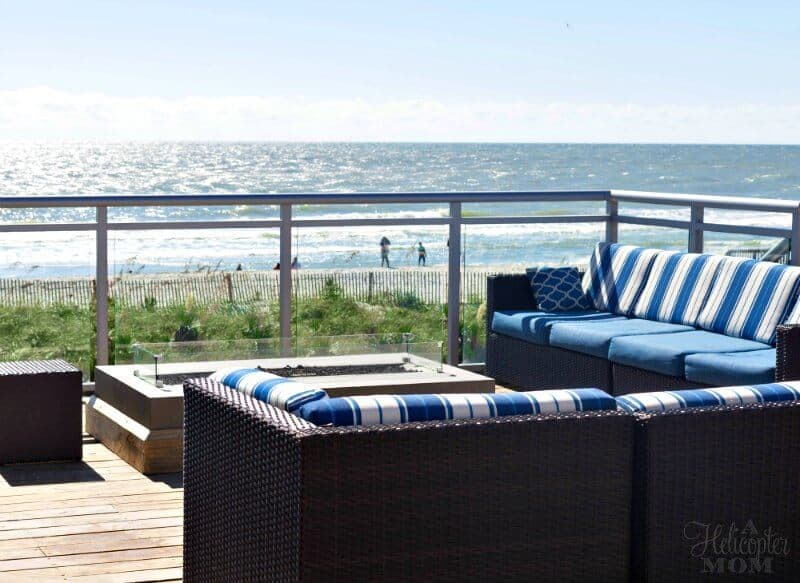 Beach Getaway Relaxation