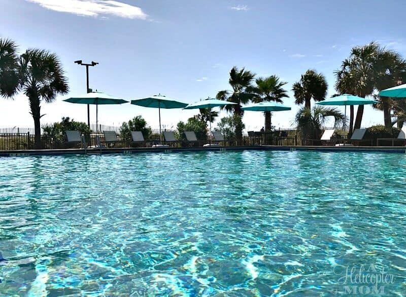 Beach Getaway Beautiful Pool