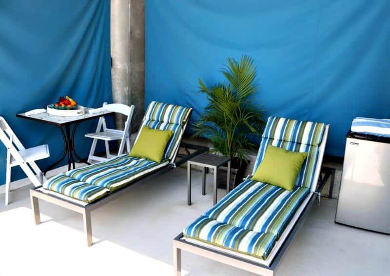 Beach Getaway Pool Cabana
