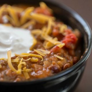 Easy Homemade Chili Recipe - Perfect for Fall