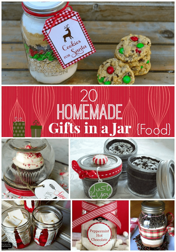 20 best mason jar gifts christmas gift ideas a helicopter mom. Black Bedroom Furniture Sets. Home Design Ideas