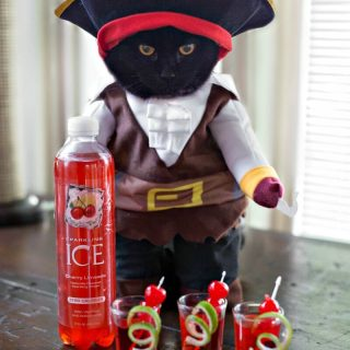 Why Cats Drink – Cherry Lime Jingle Juice Cocktail Recipe