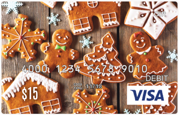 VISA Gift Card Giveaway on A Helicopter Mom