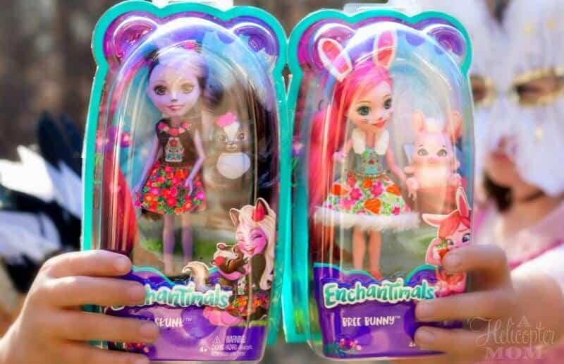 Holiday Gift Idea - Enchantimals Dolls for Christmas